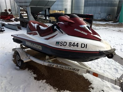 Seadoo PWC And Jet Boats Boats Auction Results - 1 Listings