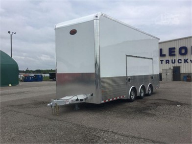 Sundowner Enclosed Car Carrier Trailers For Sale 7 Listings