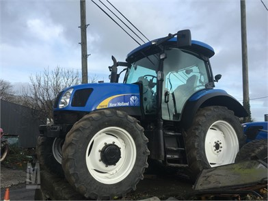 NEW HOLLAND 40 HP To 99 HP Tractors For Sale - 1498 Listings