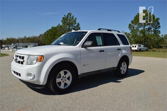 Ford Escape Hybrid For Sale >> 2009 Ford Escape Hybrid For Sale In Register Georgia