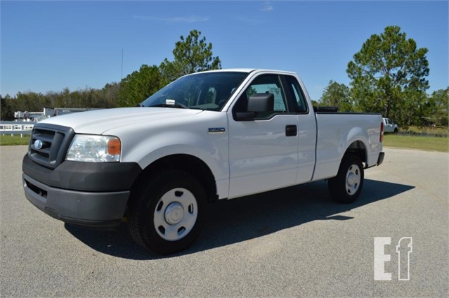 2008 Ford F150 For Sale >> Lot 2008 Ford F150 For Sale In Register Georgia