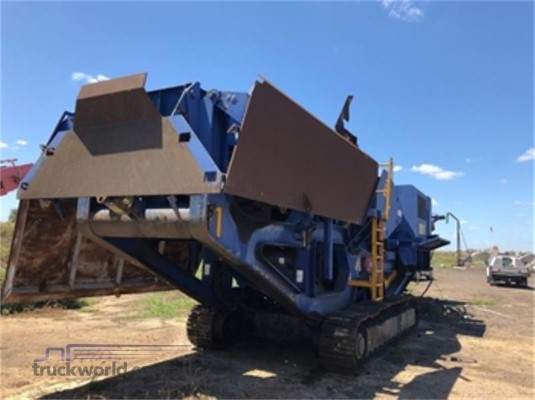 2008 Fintec 1107 Heavy Machinery for Sale