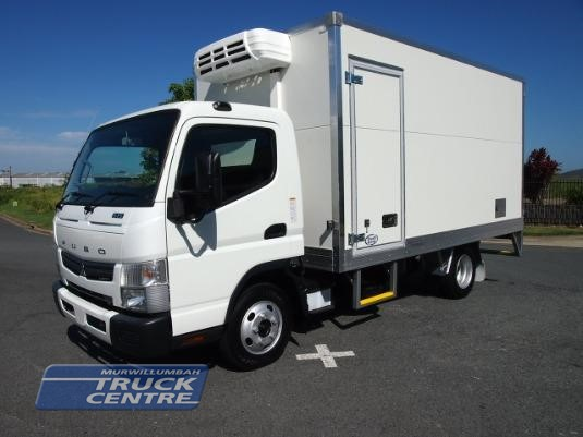 2017 Fuso Canter 515 Wide Murwillumbah Truck Centre - Trucks for Sale