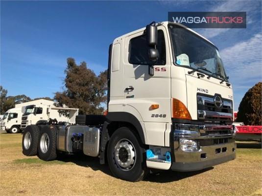 2018 Hino 700 Series 2848 SS Wagga Trucks - Trucks for Sale