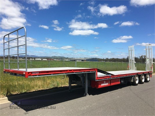 2018 Freightmaster Drop Deck Trailer Trailers for Sale