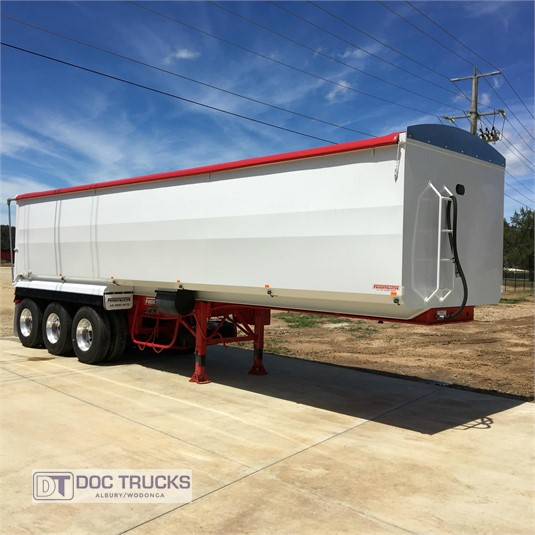 2018 Freightmaster Tipper Trailer DOC Trucks - Trailers for Sale