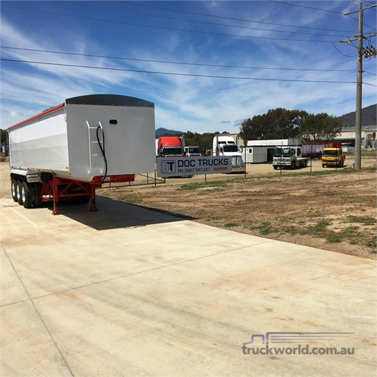 2019 Freightmaster Tipper Trailer - Truckworld.com.au - Trailers for Sale