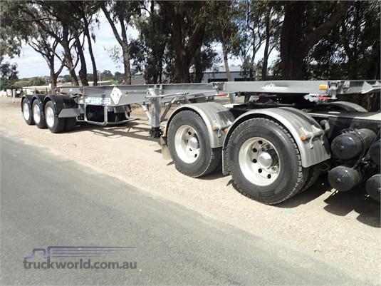 1998 Freighter Skeletal Trailer - Truckworld.com.au - Trailers for Sale