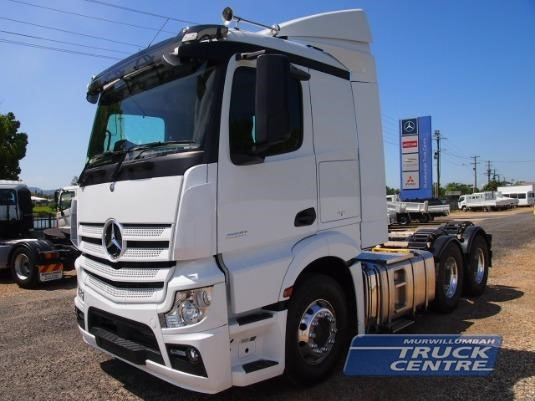 2018 Mercedes Benz Actros 2651 Murwillumbah Truck Centre - Trucks for Sale