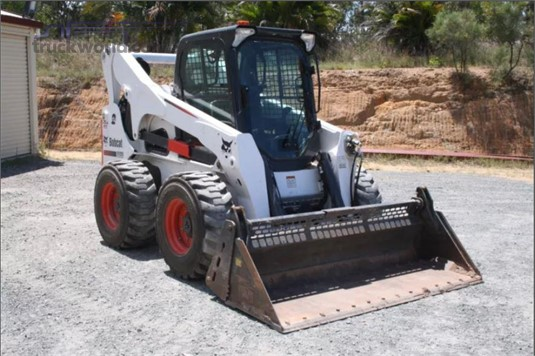 2016 Bobcat S850 Heavy Machinery for Sale