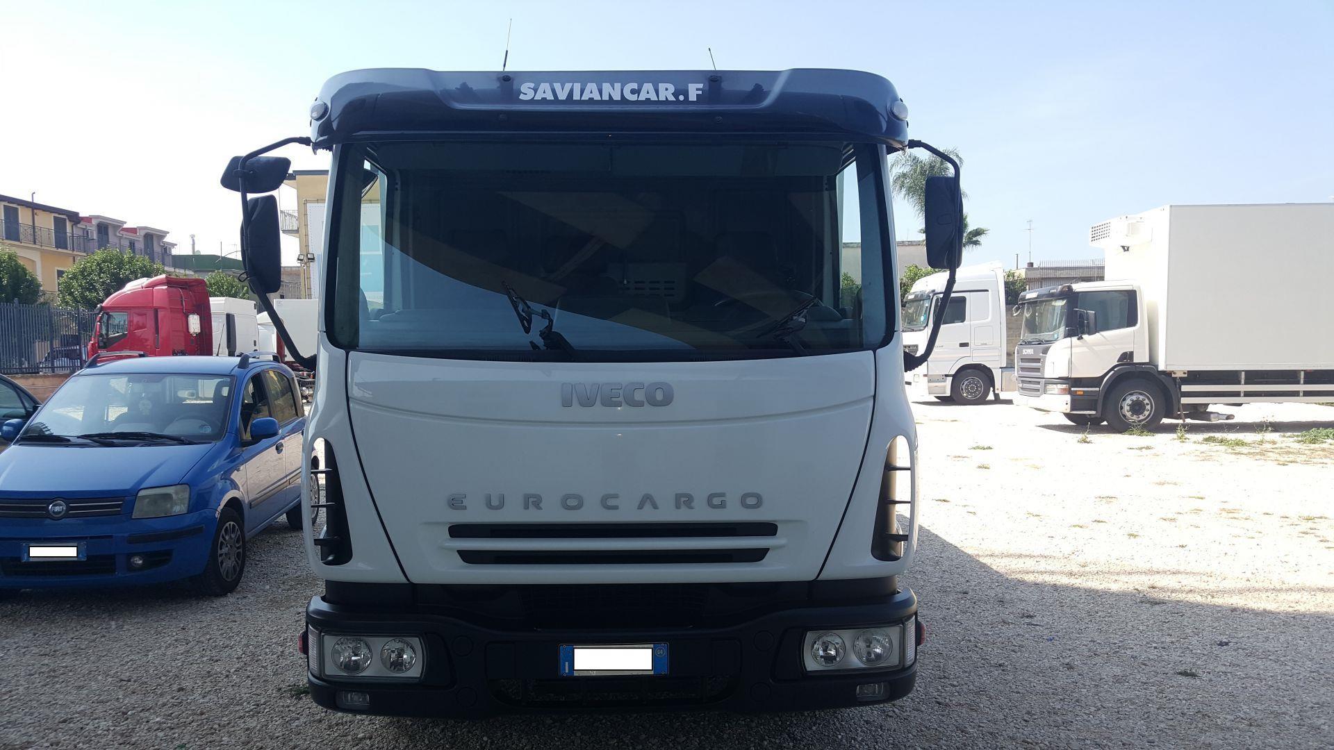 Iveco EUROCARGO 75E15 #Used