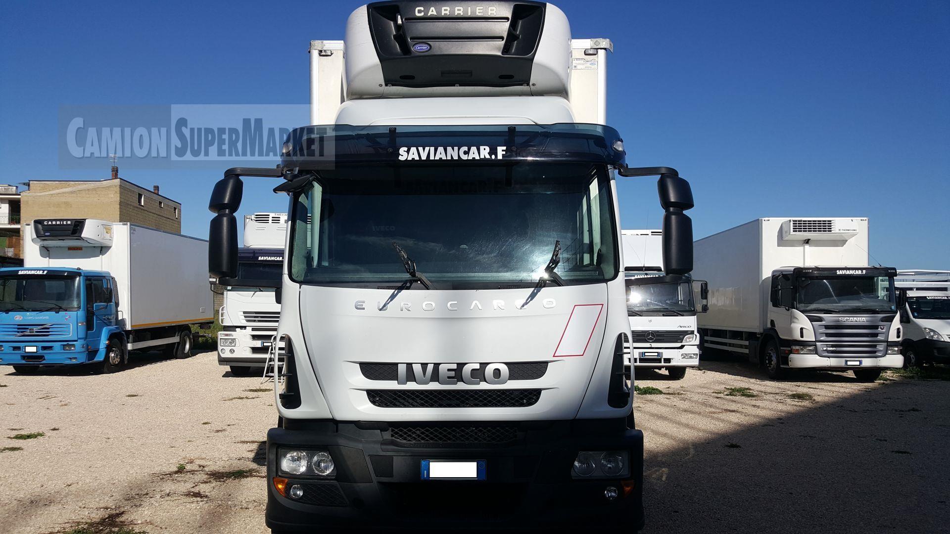 Iveco EUROCARGO 180E28 Usato 2012 Campania