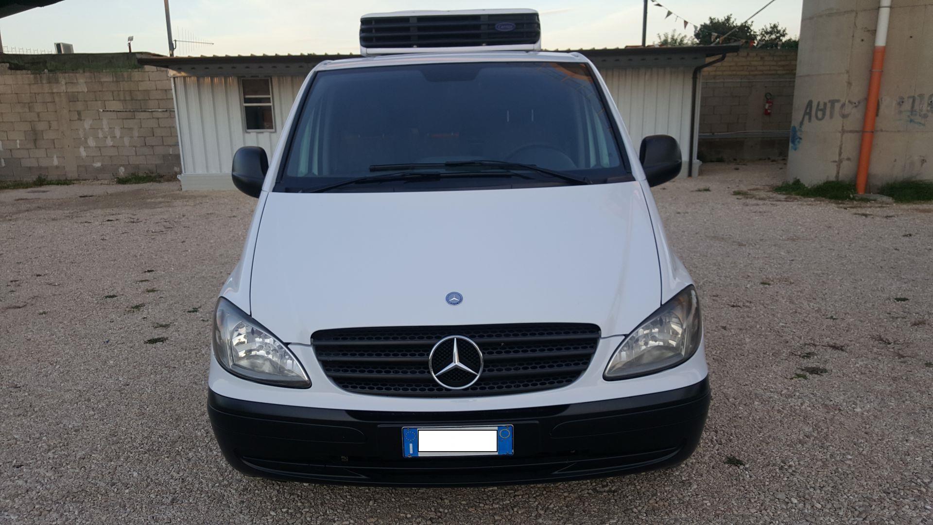 Mercedes-Benz VITO 111 Uzywany