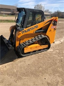 MUSTANG Track Skid Steers Auction Results - 8 Listings