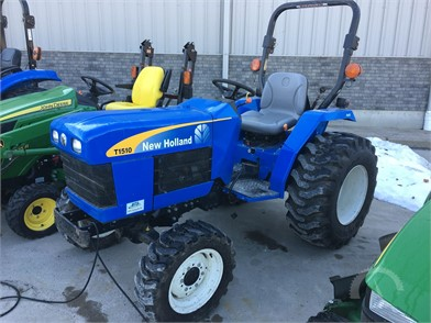 NEW HOLLAND T1510 Auction Results - 5 Listings | AuctionTime