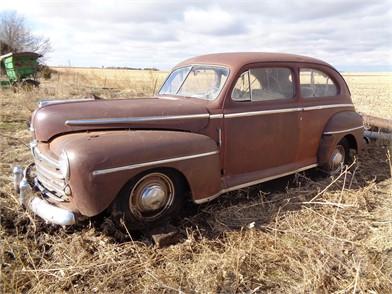 Ford Sedans Cars Auktionsergebnisse 56 Auflistungen Tractorhouse
