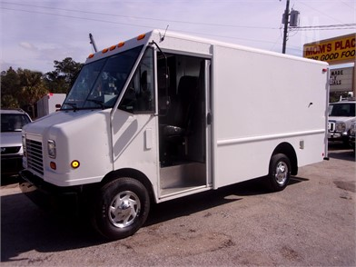 Step Van Trucks / Box Trucks For Sale - 58 Listings   MarketBook ca