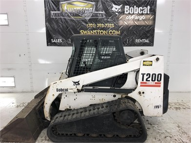 BOBCAT T200 Auction Results - 74 Listings   MachineryTrader com