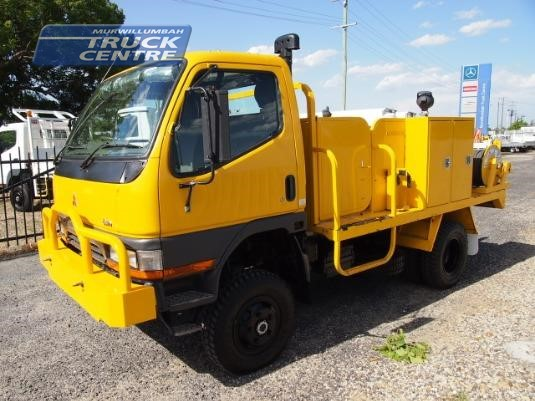 1999 Fuso Canter 4x4 Murwillumbah Truck Centre - Trucks for Sale