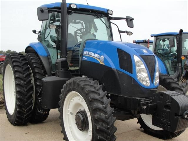 2016 NEW HOLLAND T7 190 For Sale In Mcgehee, Arkansas