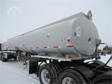 Gasoline / Fuel Tank Trailers Auction Results - 187 Listings