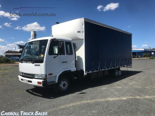 2007 Nissan Diesel UD MK240 Carroll Truck Sales Queensland - Trucks for Sale