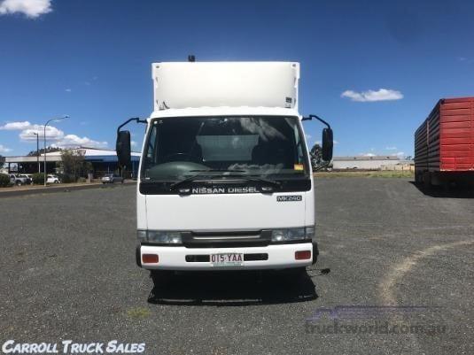 2007 Nissan Diesel UD MK240 Carroll Truck Sales Queensland - Trucks for Sale