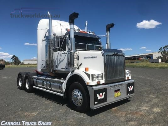 2011 Western Star 4800FX Constellation Carroll Truck Sales Queensland - Trucks for Sale