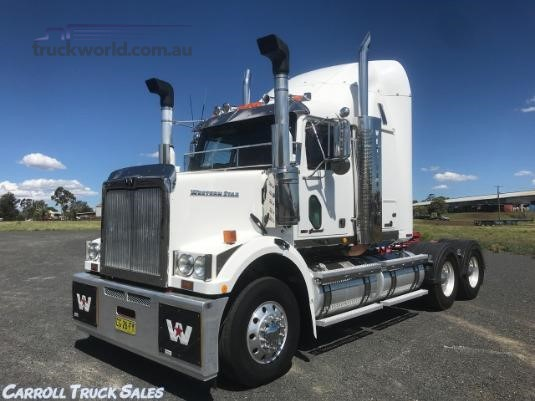 2011 Western Star 4800FX Constellation Carroll Truck Sales Queensland - Trucks for Sale