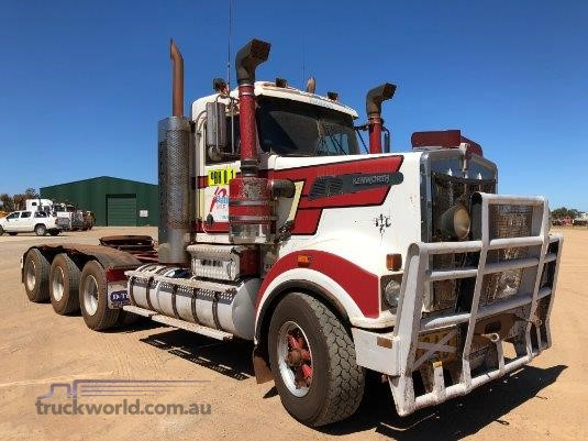 2007 Kenworth T904 - Trucks for Sale