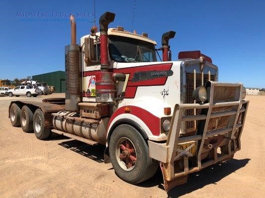 2007 Kenworth T904 Midwest Truck Sales - Trucks for Sale