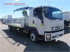 2008 Isuzu FTR 900 Long Premium Crane Truck