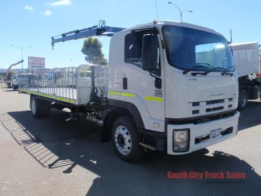 2008 Isuzu FTR 900 Long Premium South City Truck Sales - Trucks for Sale