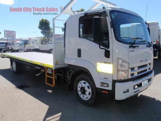 2013 Isuzu FSR 850 Long Premium AMT South City Truck Sales - Trucks for Sale