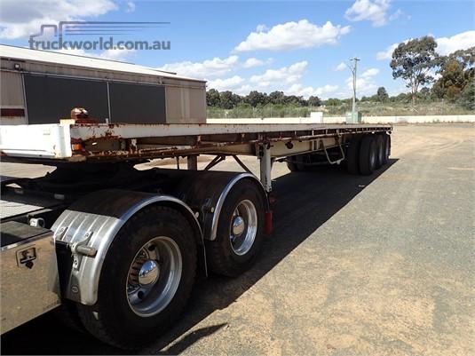 0 Custom Flat Top Trailer - Truckworld.com.au - Trailers for Sale