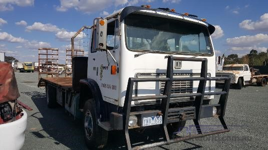 1980 International Acco Wrecking for Sale