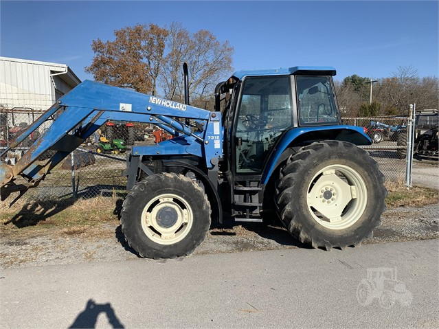 NEW HOLLAND TS100 For Sale In Columbia, Kentucky