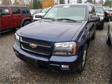 2009 Chev Trailblazer Other Auction Results - 1 Listings