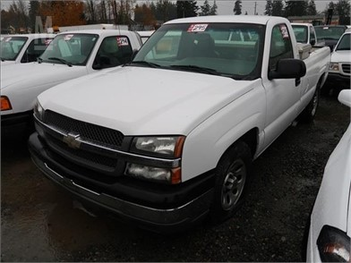 2005 CHEV Other Auction Results - 6 Listings | MarketBook bz