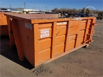 Dump Truck Bodies Only Auction Results - 52 Listings
