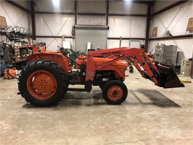 KUBOTA L345 Auction Results - 21 Listings | TractorHouse com