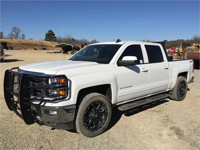 1/2 Ton Pickup Trucks 4WD Auction Results - 483 Listings