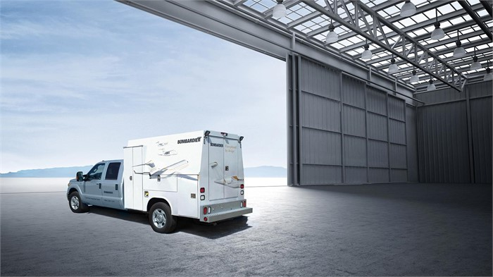 Bombardier Adds New Line Maintenance Station Expands Mobile