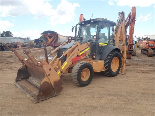 2011 Case 580SR - Heavy Machinery for Sale