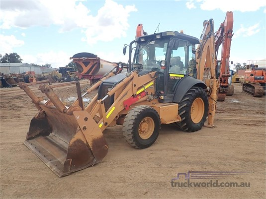 2011 Case 580SR Heavy Machinery for Sale