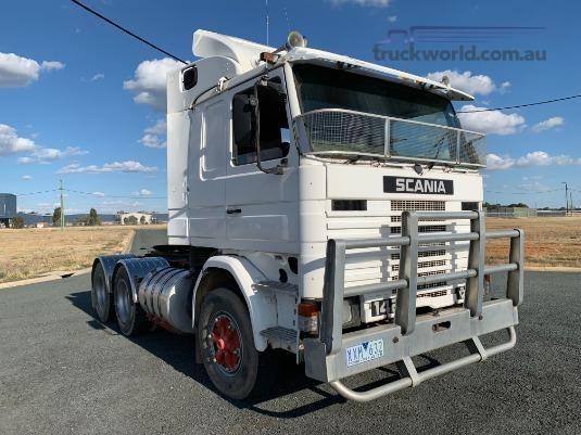 1985 Scania R142H/M - Truckworld.com.au - Wrecking for Sale