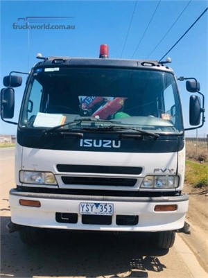 2002 Isuzu FVY1400 - Truckworld.com.au - Trucks for Sale