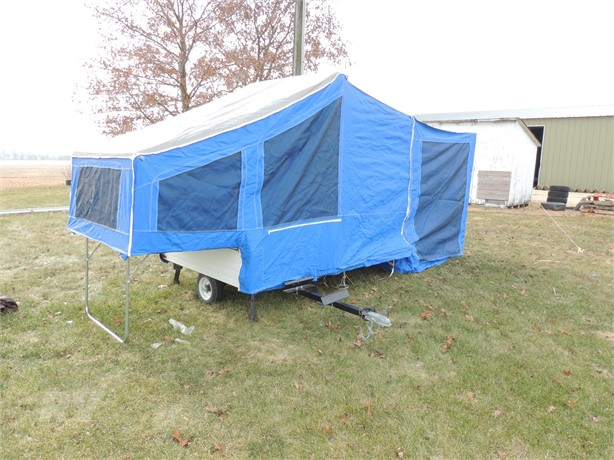 Pop Up Campers Auction Results - 34 Listings | RVUniverse com