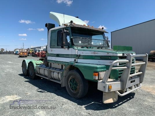 1988 Scania T112H - Wrecking for Sale
