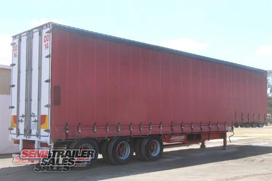 1999 Freightmaster Curtain Sider Trailer Semi Trailer Sales - Trailers for Sale